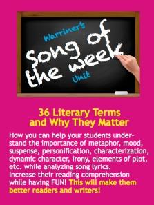 Warriner Song of the week jpeg